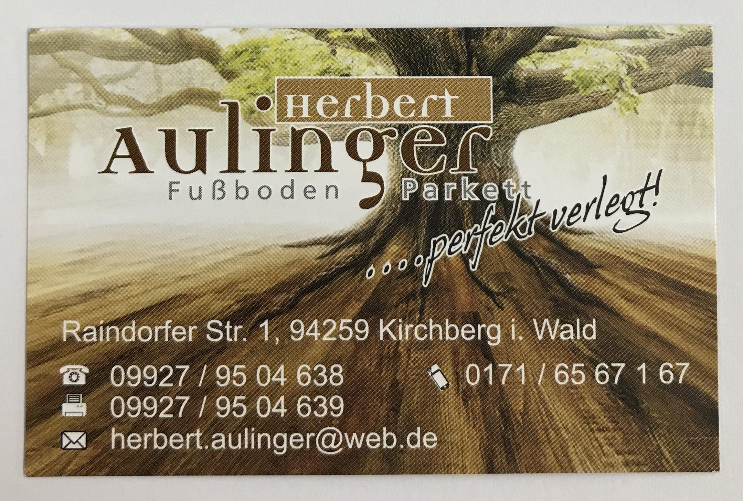 Boden & Farbe Aulinger