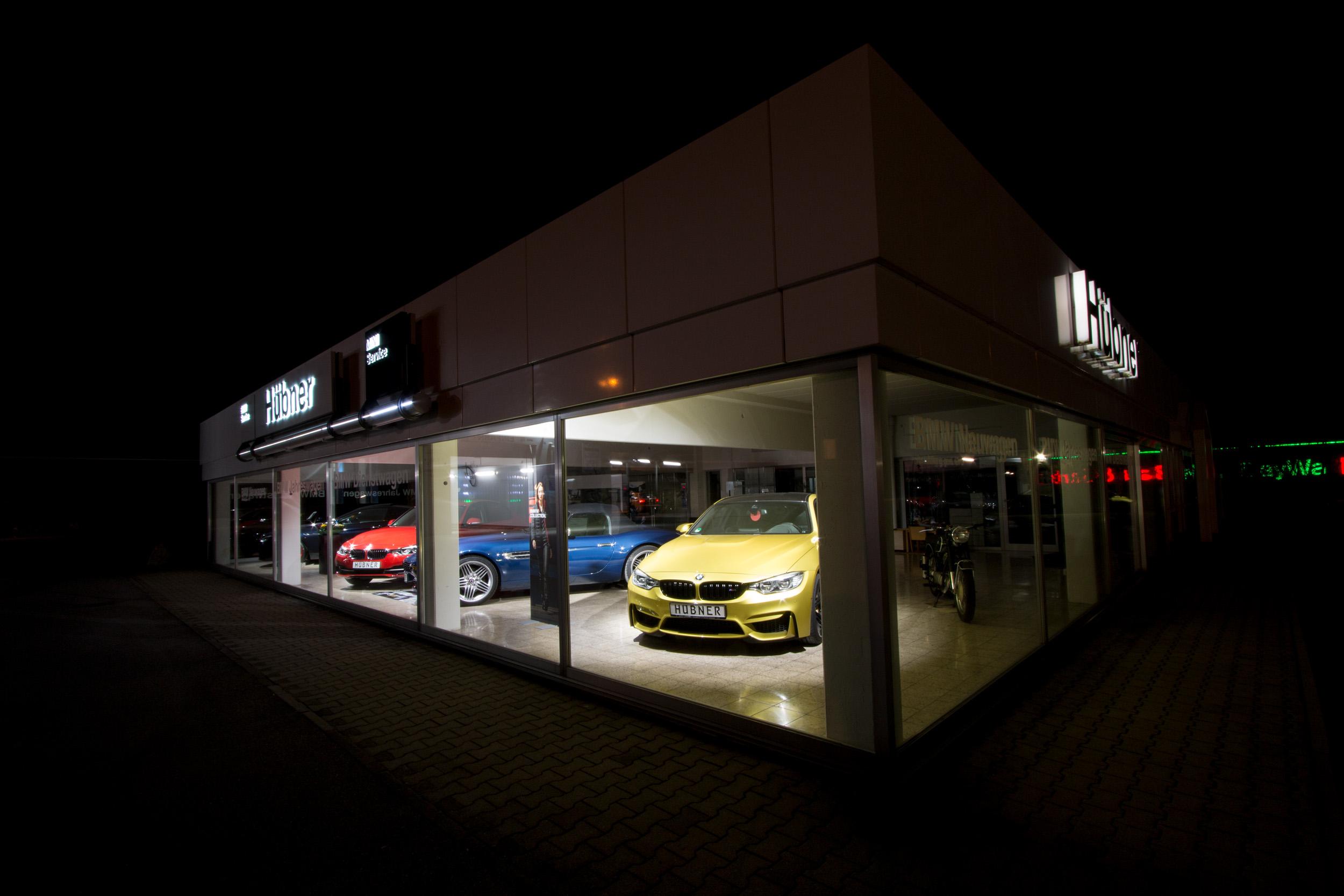 BMW Auto Huebner Viechtach