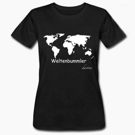 Weltenbummler T-Shirt
