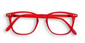 IZIPIZI #E Lesebrille red