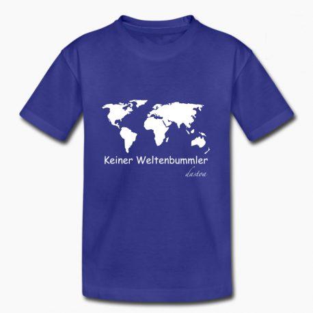 Kleiner Weltenbummler T-Shirt