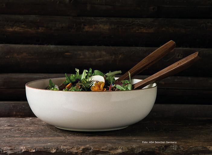 Salat schmeckt so noch leckerer