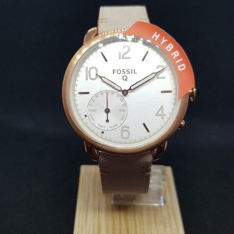 Zintl_Bodenmais_Sale_Fossil Smartwatch – Hybrid Smartwatch – Q Tailor – FTW1129
