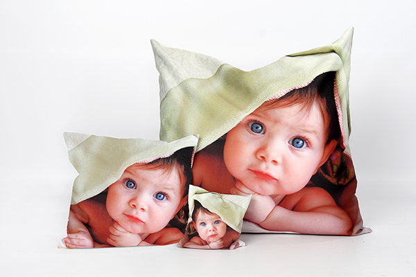 Foto Kissen vollformatig