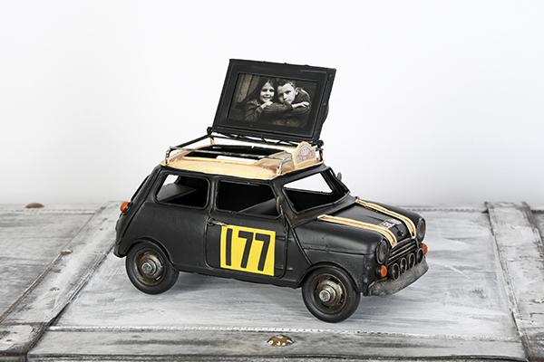 schwarzes Auto Foto